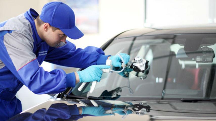 Стоимость ремонта стекла автомобиля