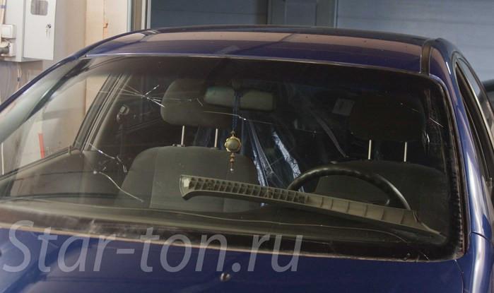 Замена стекол на автомобиле в Екатеринбурге