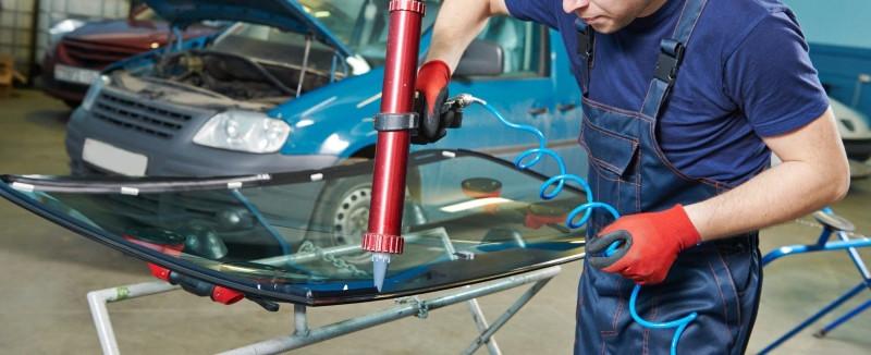 Сколько стоит замена стекла на автомобиле