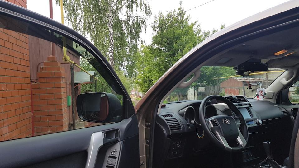 Допустимая тонировка передних стекол по ГОСТу
